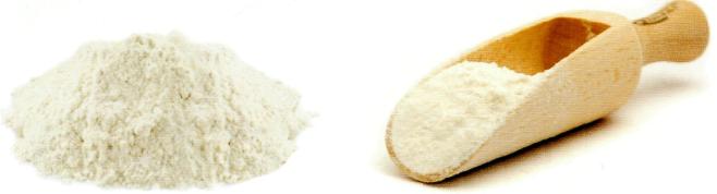 farina e paletta